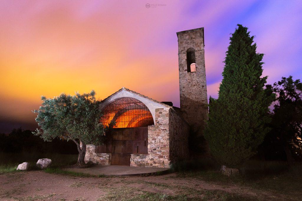 Paisajes Ermitas iglesias
