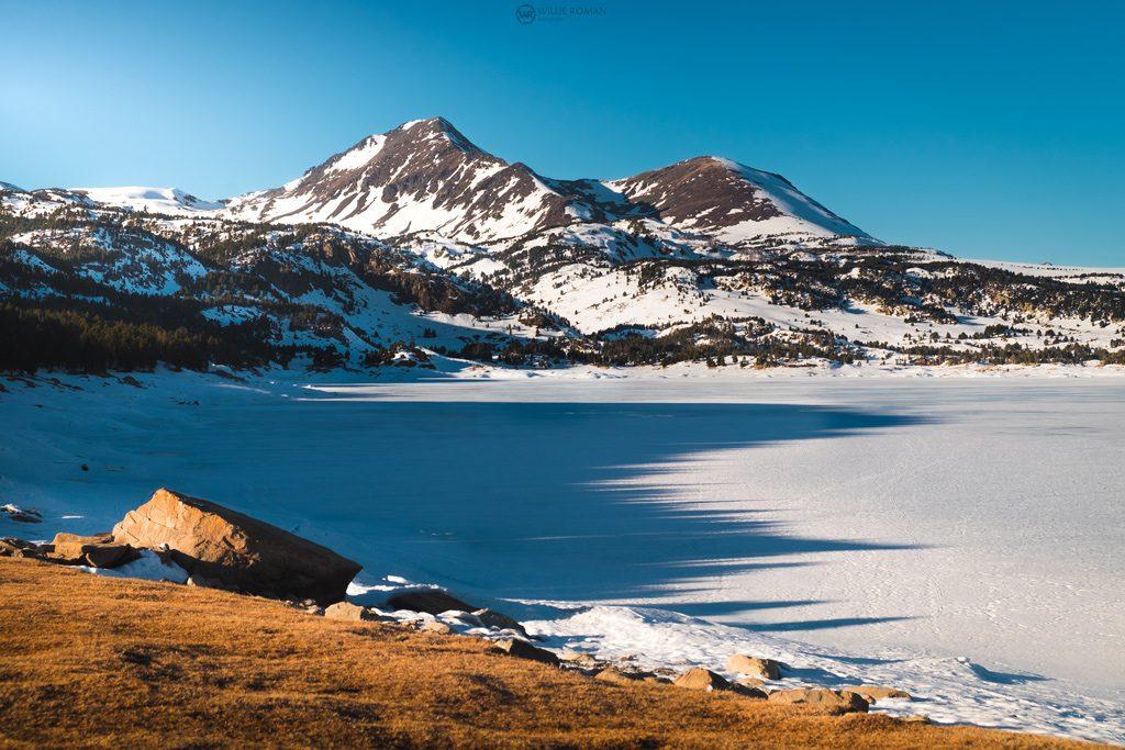 Lago de las Bullosas