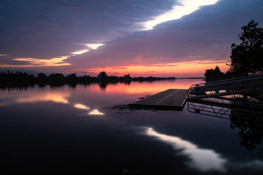 Riu ebre rio ebro amanecer
