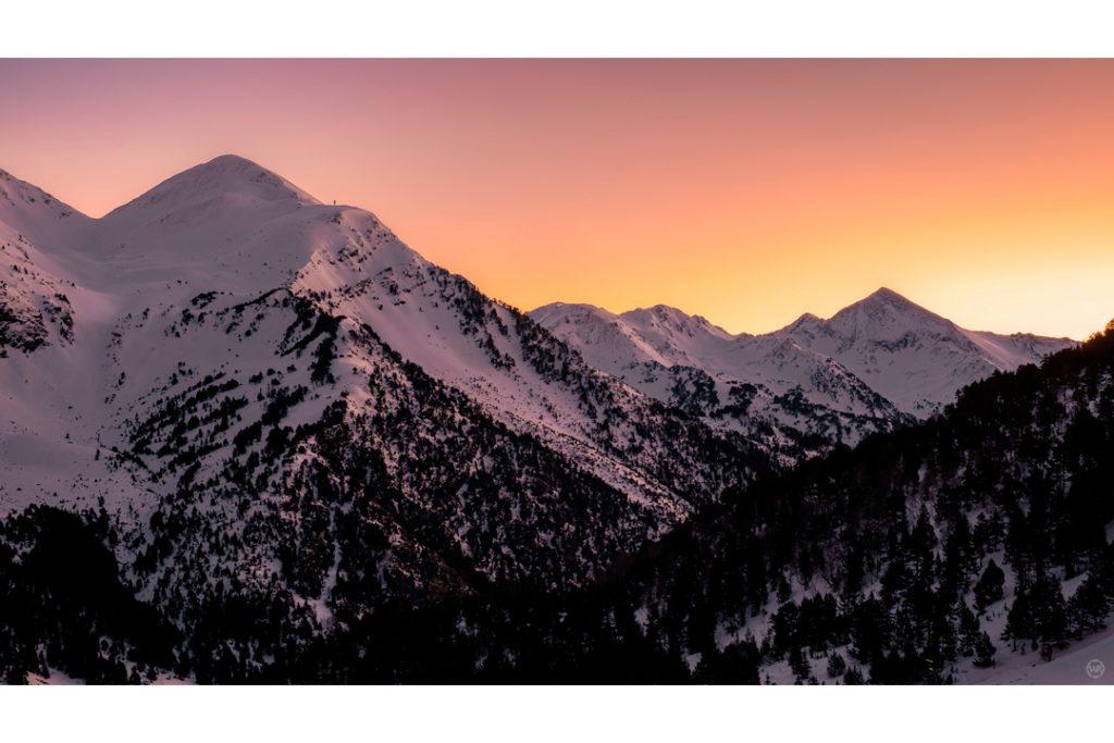 paisaje amanecer sunrise fujifilm
